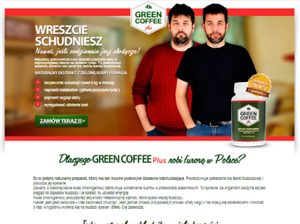 Green Coffee Plus